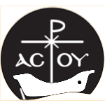 ACOY- Antiochian Christian Orthodox Youth Sticky Logo