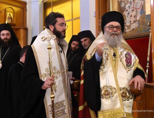 Patriarch John X Visits Australia